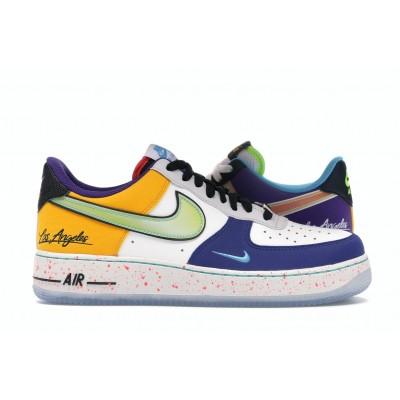 Заказать мужские кроссовки Nike Air Force 1 Low What The LA сейчас!