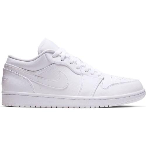 Женские кроссовки Nike Air Jordan 1 Low White