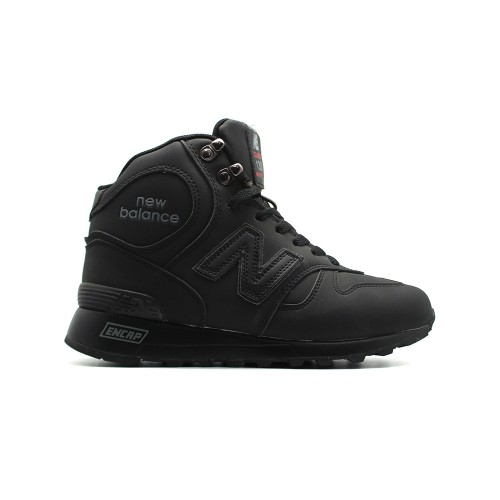 Зимние New Balance Мужские Ботинки 1300 Черный