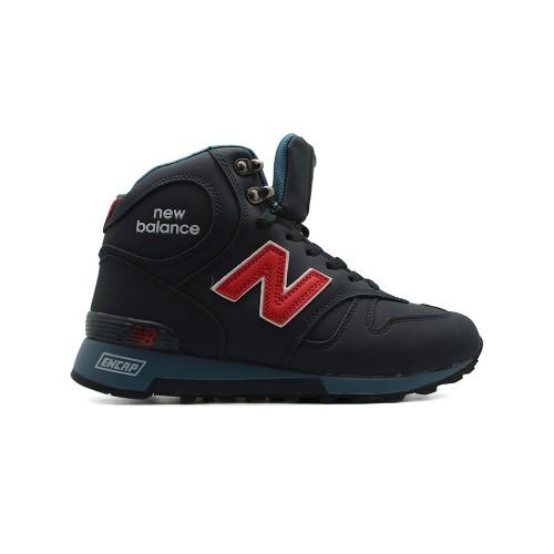 Зимние New Balance Мужские Ботинки 1300 Синий