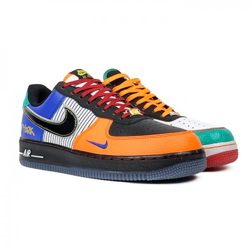 """Мужские кроссовки Nike Air Force 1 LOW """" WHAT THE NYC"""