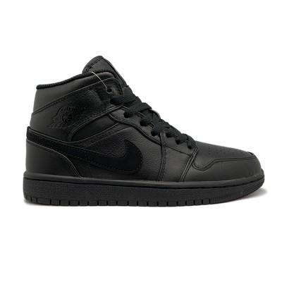 Купить Женские кроссовки Nike Air Jordan 1 Retro - Black