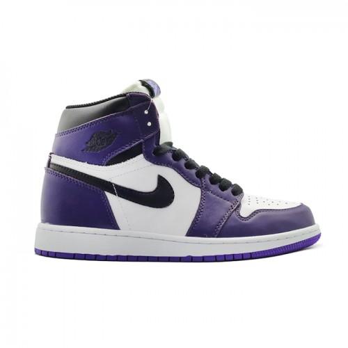 Мужские кроссовки Nike Air Jordan 1 Mid - COURT PURPLE