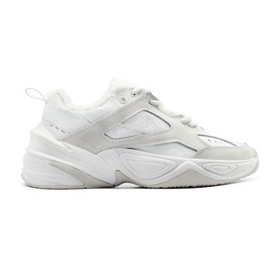 Купить зимние женские кроссовки Nike M2K Tekno White