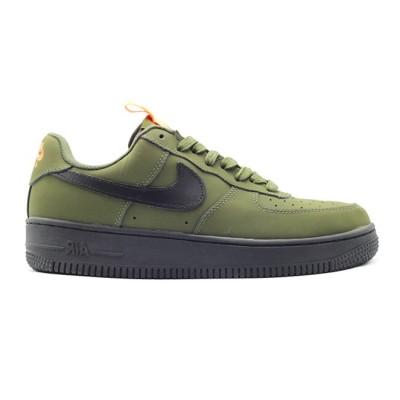 Заказать Мужские кроссовки Nike Air Force 1 '07 TXT Medium Olive