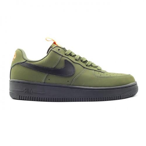 Мужские кроссовки Nike Air Force 1 '07 TXT Medium Olive