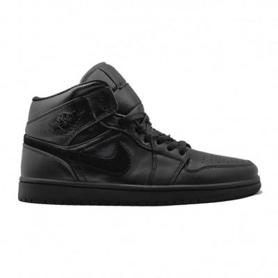 Купить Мужские кроссовки Nike Air Jordan 1 - Black