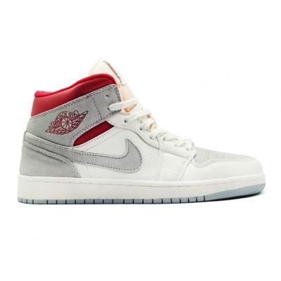 Купить Мужские кроссовки Nike Air Jordan 1 Mid PRM 'Sneakerstuff 20th Anniversary
