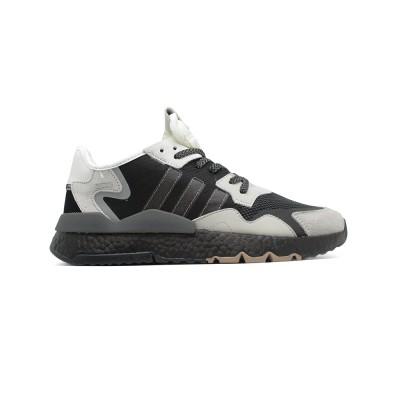 Купить Кроссовки мужские Adidas Yeezy Boost Nite Jogger Grey и оценить их качество