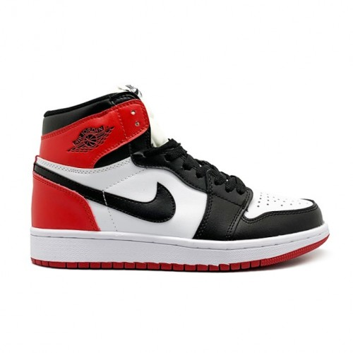 Мужские кроссовки Nike Air Jordan 1 RETRO HIGH OG BLACK TOE