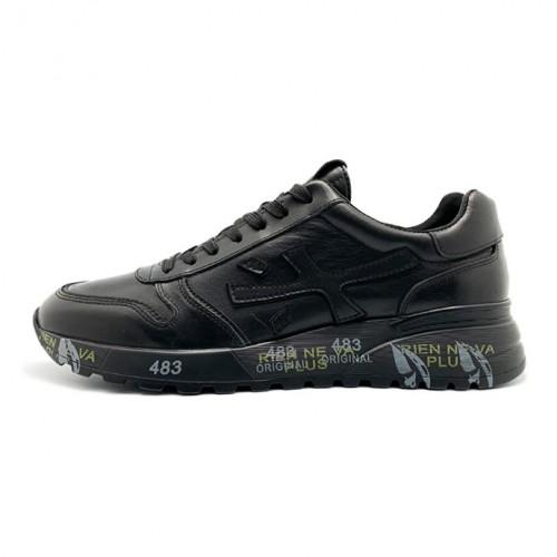 Мужские кроссовки Premiata Mick Leather Black