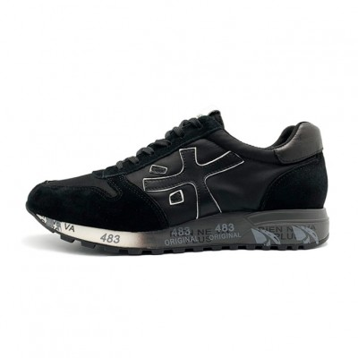 Мужские кроссовки Premiata Black
