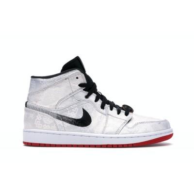 Nike Jordan 1 Mid SE Fearless Edison Chen CLOT