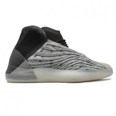 Купить Кроссовки мужские Adidas Yeezy Boost Quantum Grey/Black и оценить их качество