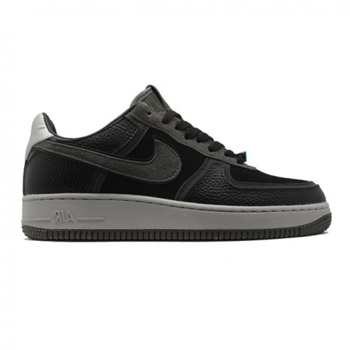 Мужские кроссовки Nike Air Force 1 Low Grey/Black