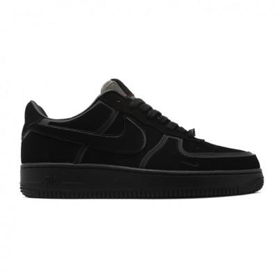 Купить Мужские кроссовки Nike Air Force 1 Low Black на beinkeds.ru