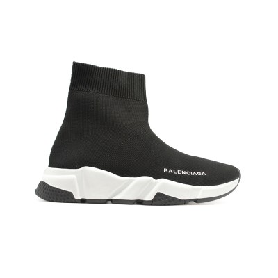 Купить Женские кроссовки Balensiaga Supreme Speed Trainer Black