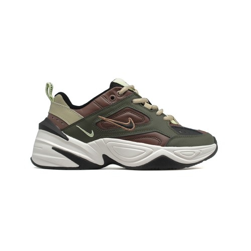 Женские кроссовки Nike M2K Tekno Medium Olive