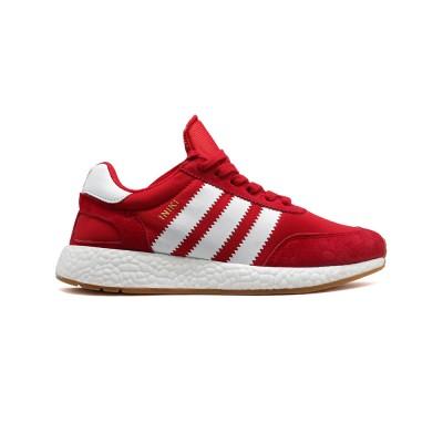 Купить Кроссовки мужские Adidas Iniki Red