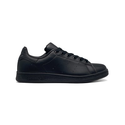 Женские кроссовки Adidas Stan Smith Leather Black
