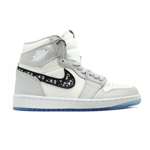 Мужские кроссовки Dior x Nike Air Jordan 1