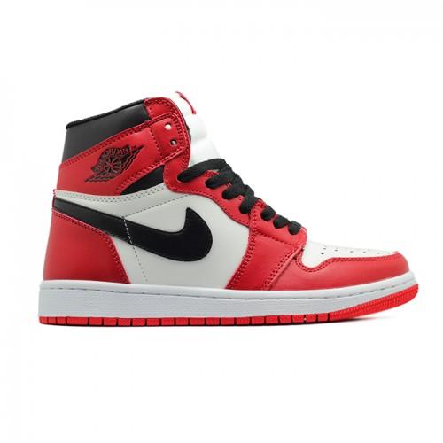 Женские кроссовки Nike Air Jordan 1 Retro Chicago