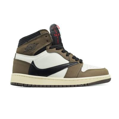 Купить Мужские кроссовки Nike Air Jordan Retro Hight Travis Scott