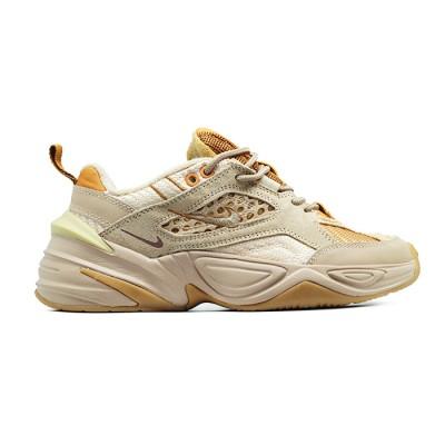 Купить Женские кроссовки Nike M2K Tekno Linen & Wheat & Ale Brown