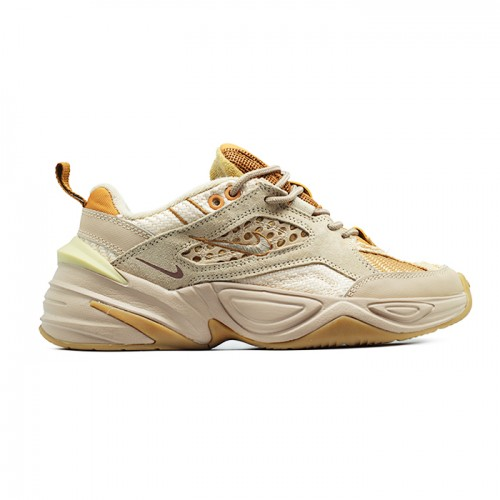 Женские кроссовки Nike M2K Tekno Linen & Wheat & Ale Brown