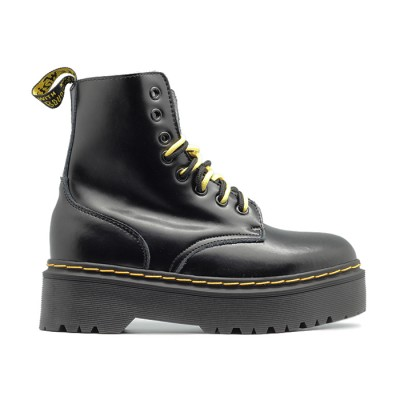 Женские ботинки Dr. Martens Black Jadon  Black  - BeInKeds.ru