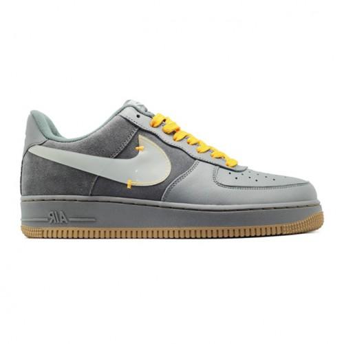 Мужские кроссовки Nike Air Force 1 Premium Cool Grey/Pure