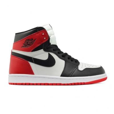 Купить Мужские кроссовки Nike Air Jordan 1 Mid  BlackToe
