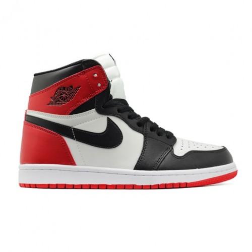 Мужские кроссовки Nike Air Jordan 1 Mid BlackToe