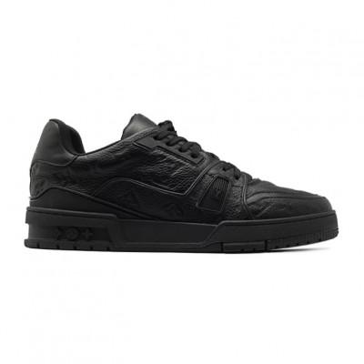 Купить кроссовки LOUIS VUITTON - LV TRAINER Black и оценить их качество