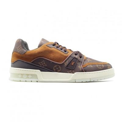 Купить кроссовки LOUIS VUITTON - LV TRAINER Monogram и оценить их качество