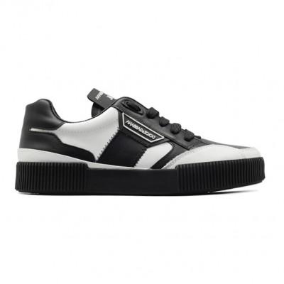 Купить Мужские кеды Dolce & Gabbana Miami Black/White