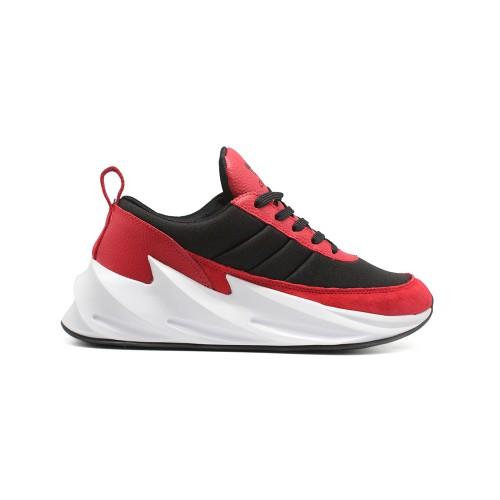 Кроссовки мужские Adidas Shark Red-Black