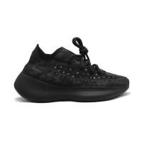 Кроссовки женские Adidas YEEZY Boost 380 Black