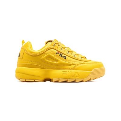 Купить Женские кроссовки FILA Disruptor 2 Yellow