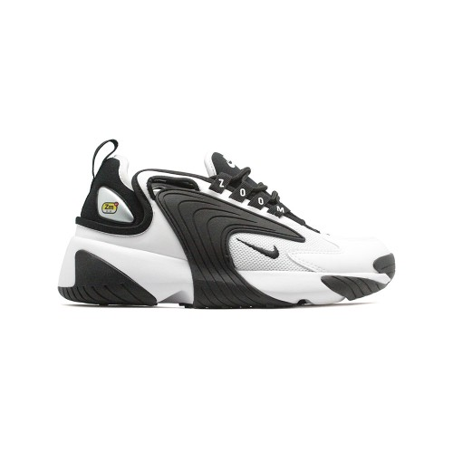 Мужские кроссовки Nike Zoom K2 Black-White