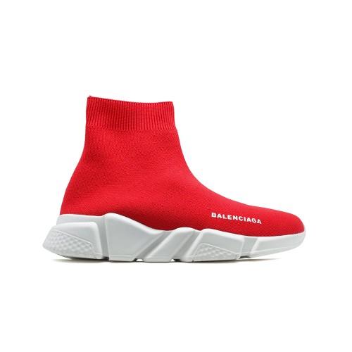 Женские кроссовки Balensiaga Speed Trainer Red