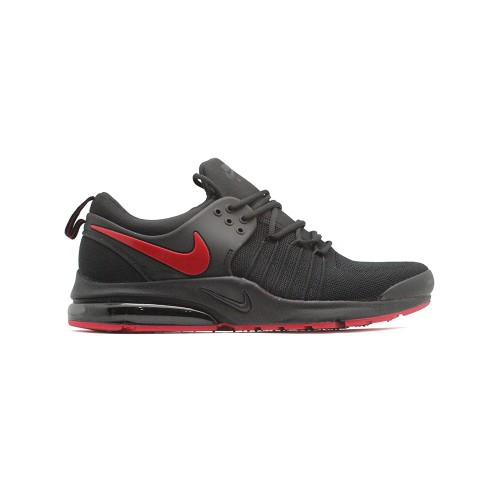 Мужские кроссовки Nike Air Presto New Woven Black-Red