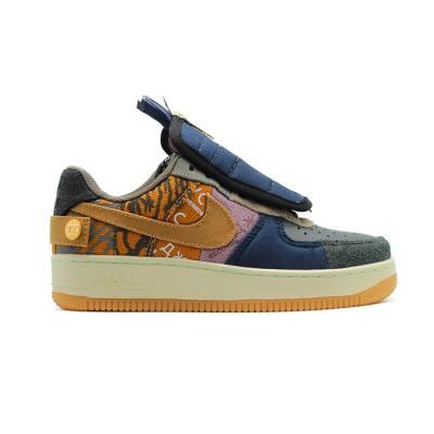 Заказать женские кроссовки Nike Air Force 1 Low Travis Scott Cactus Jack сейчас!