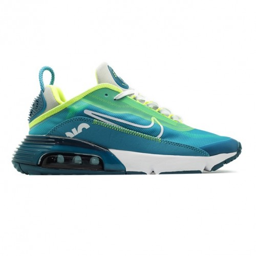 Мужские кроссовки Nike Air Max 2090 Green Volt White
