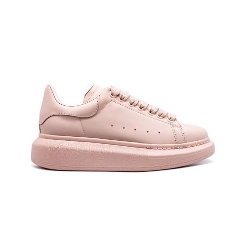Женские кроссовки Alexander McQueen Luxe Dusty-Pink
