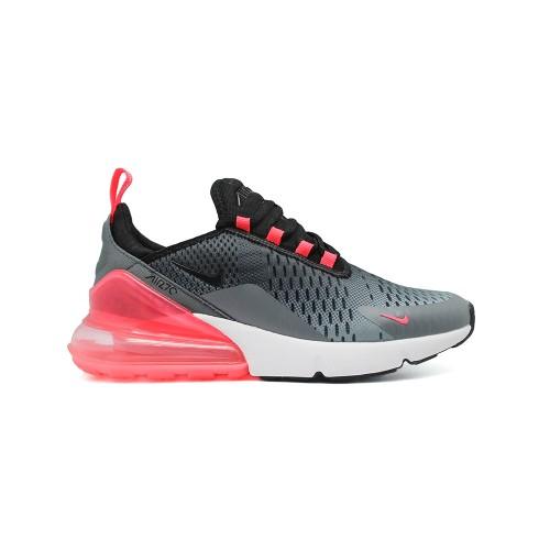 Женские кроссовки Nike Air Max 270 Grey-Pink