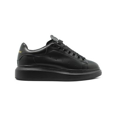Купить Женские Зимние кроссовки Alexander McQueen Luxe Total Black
