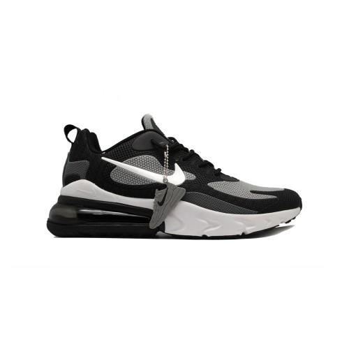 Мужские кроссовки Nike Air Max 270 React - Black-Grey