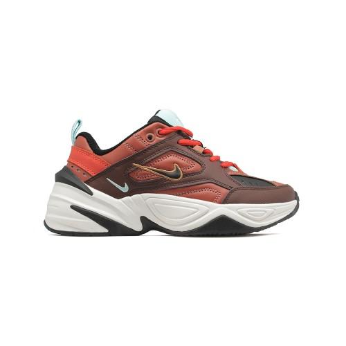Женские кроссовки Nike M2K Tekno Mahogany Mink