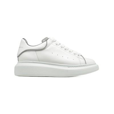 Купить Женские кроссовки Alexander McQueen Luxe Reflect-White